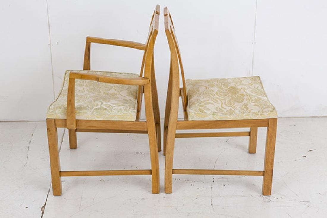 J. Stuart Clingman Dining Chairs - 4