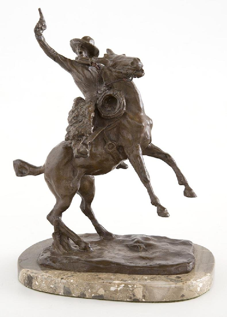 After Charles Russell Bronze