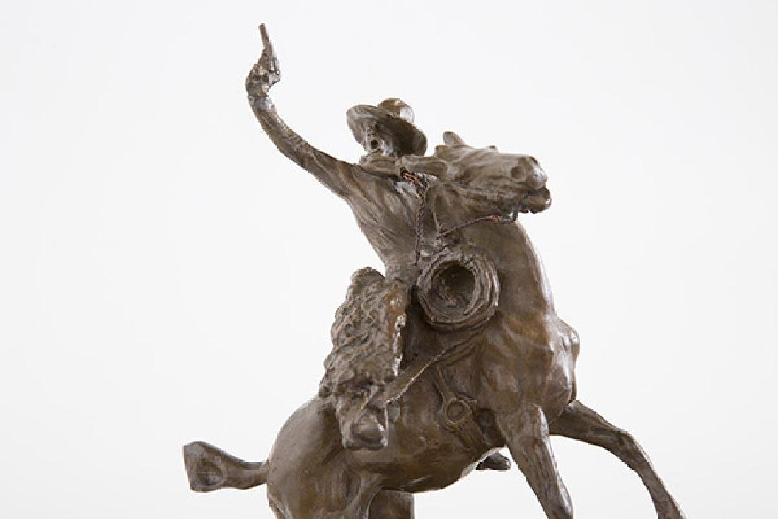 After Charles Russell Bronze - 6