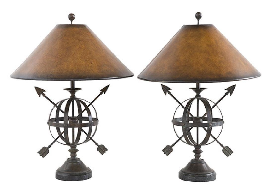 Chapman Table Lamps