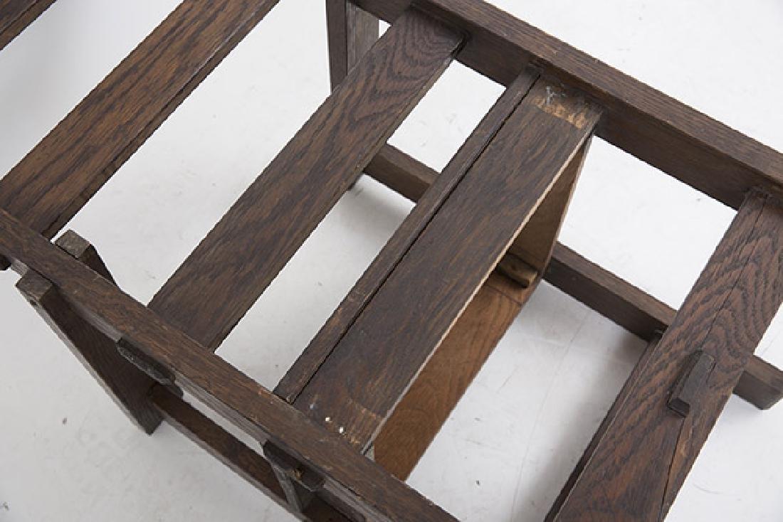 Unusual Arts & Crafts Arm Chair - 8