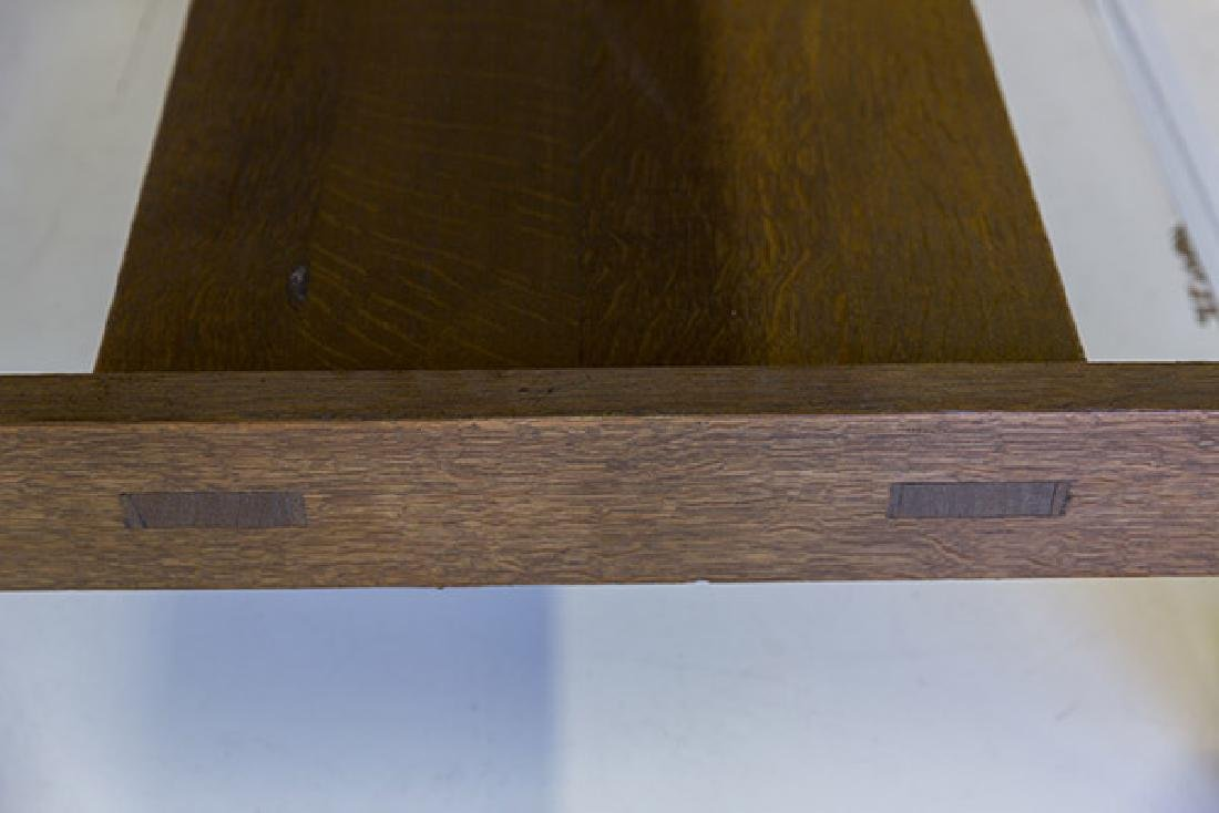 Gustav Stickely Library Table #619 - 8