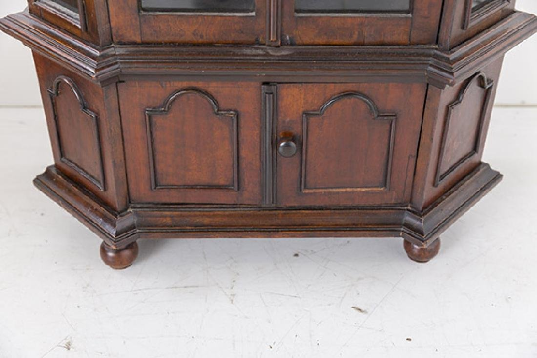 Miniature Dutch Moravian Cupboard - 2