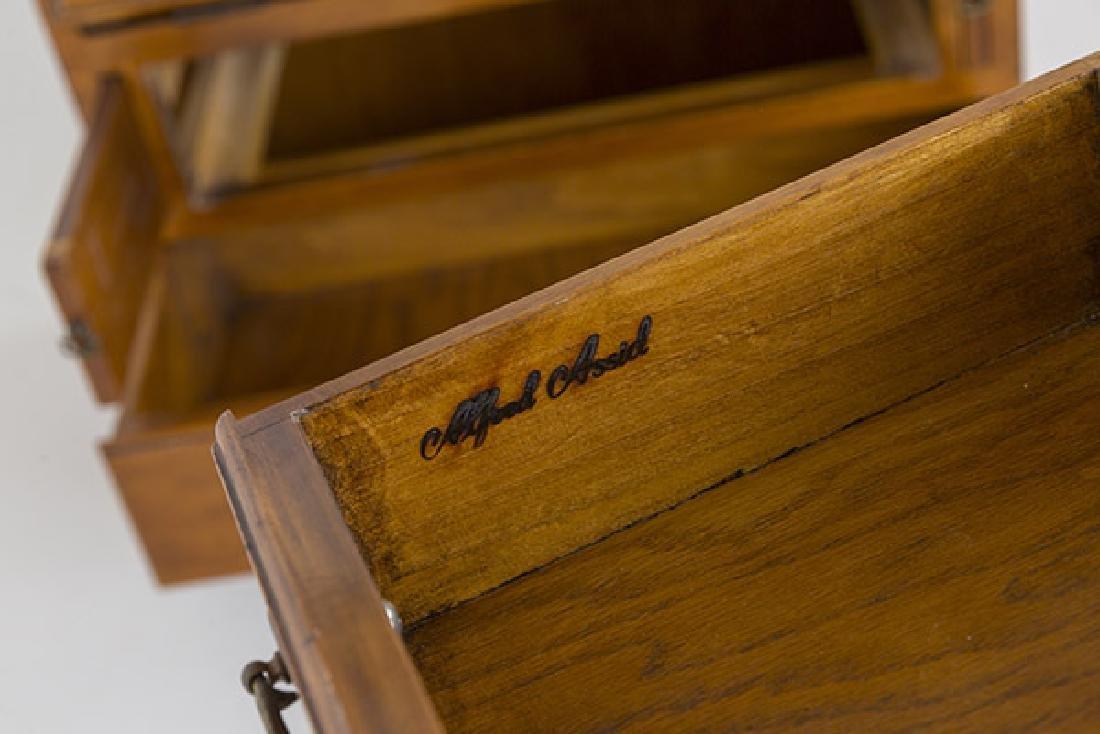 Miniature Chippendale Desk 20th Century - 9