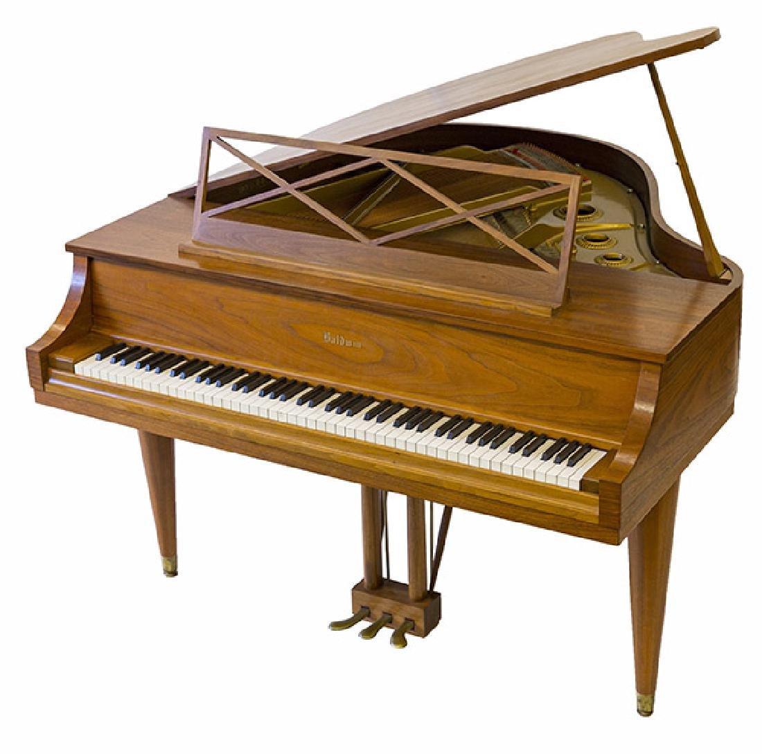 Baldwin (in the style of Gio Ponti) Baby Grand Piano