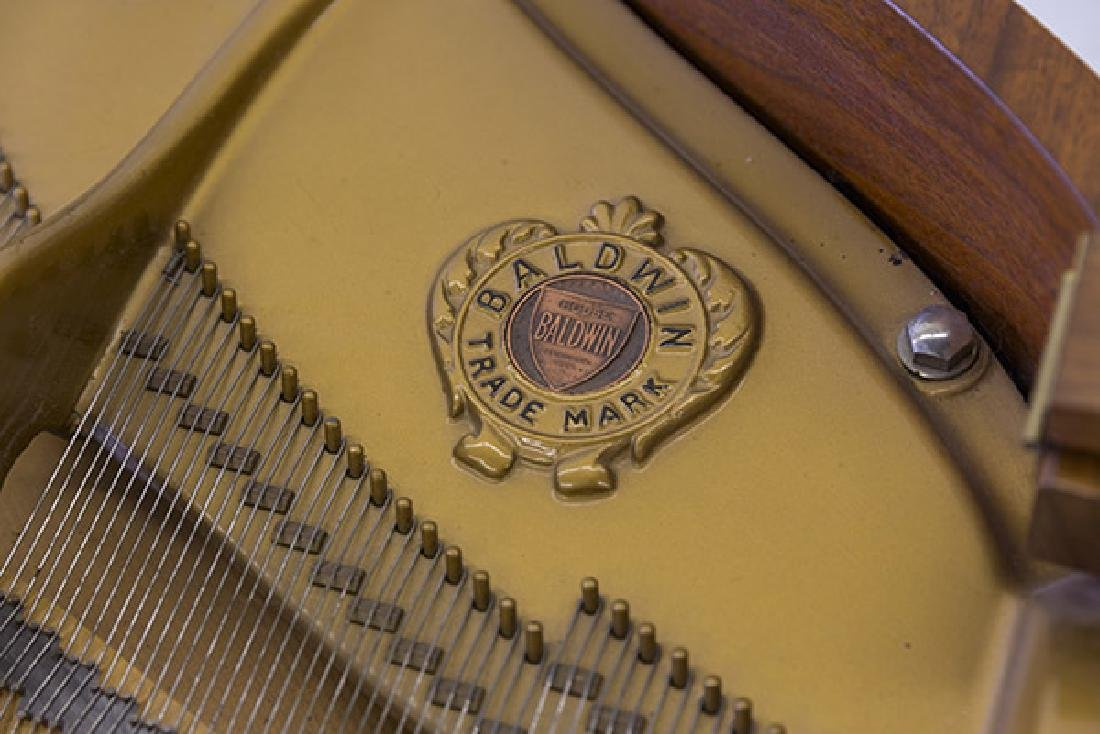 Baldwin (in the style of Gio Ponti) Baby Grand Piano - 7