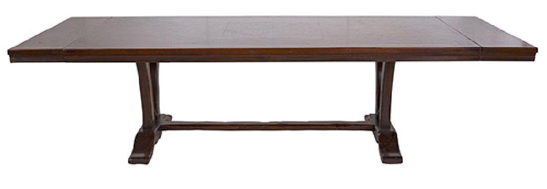 Fine Refectory Dining Table
