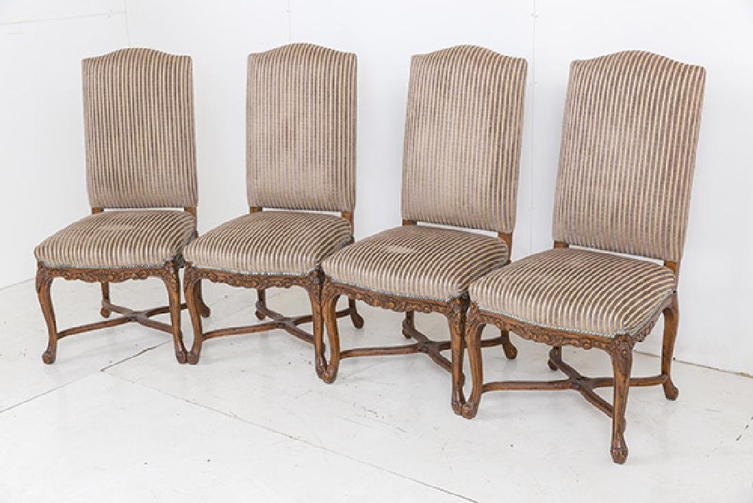 Country French Dining Chairs - 2
