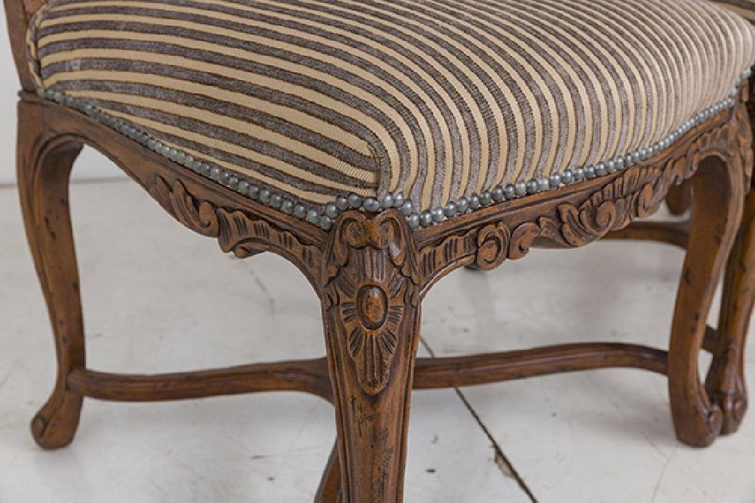 Country French Dining Chairs - 4