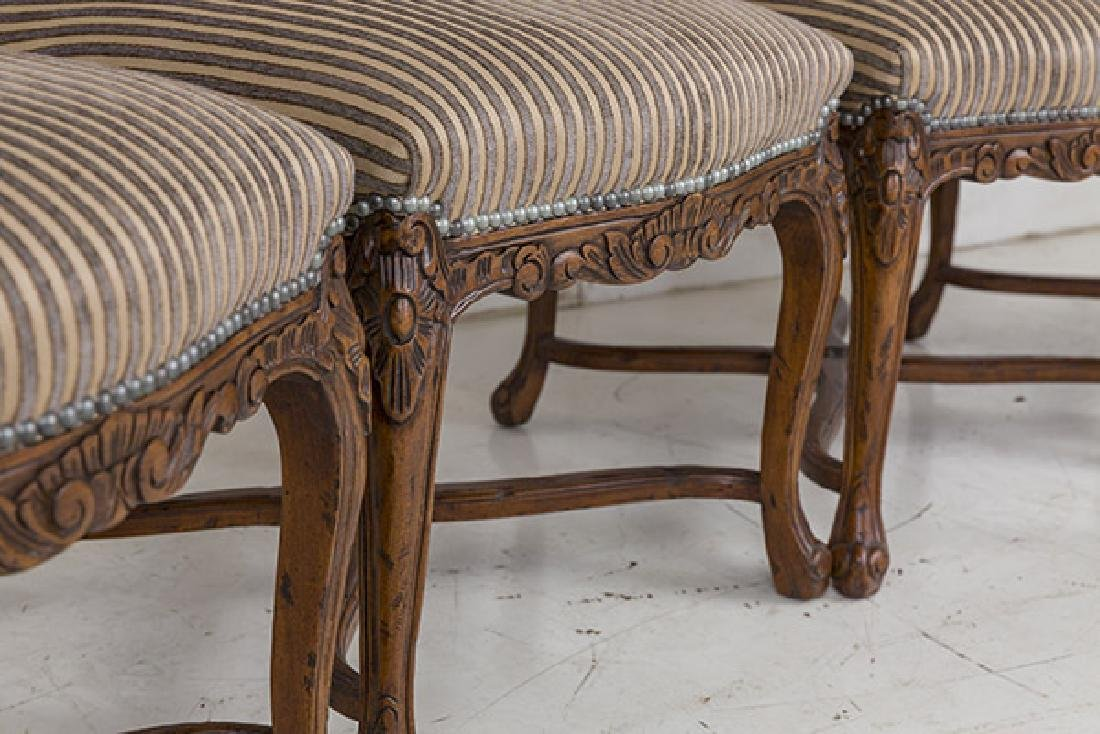 Country French Dining Chairs - 5