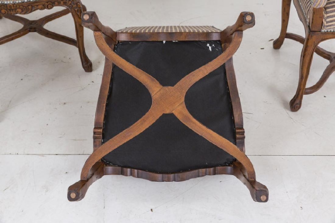 Country French Dining Chairs - 8
