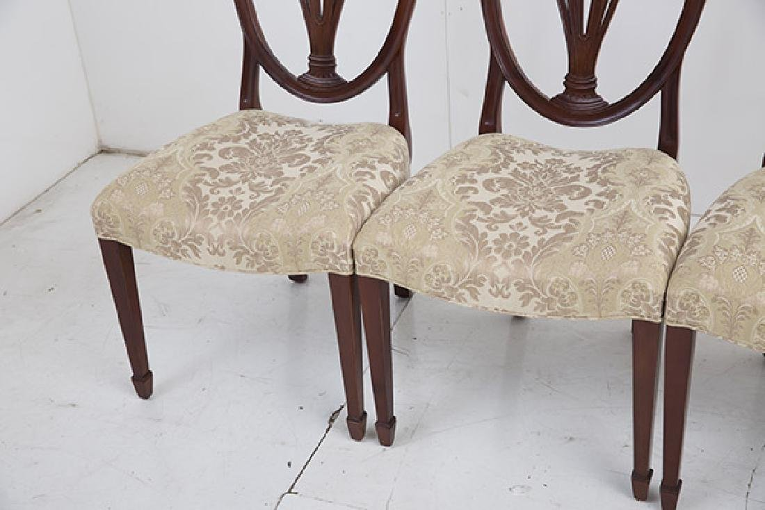 Bill Sofield Baker Dining Chairs - 2