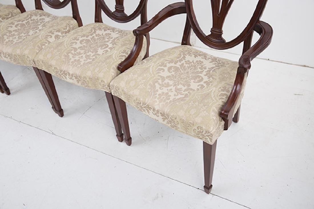 Bill Sofield Baker Dining Chairs - 3