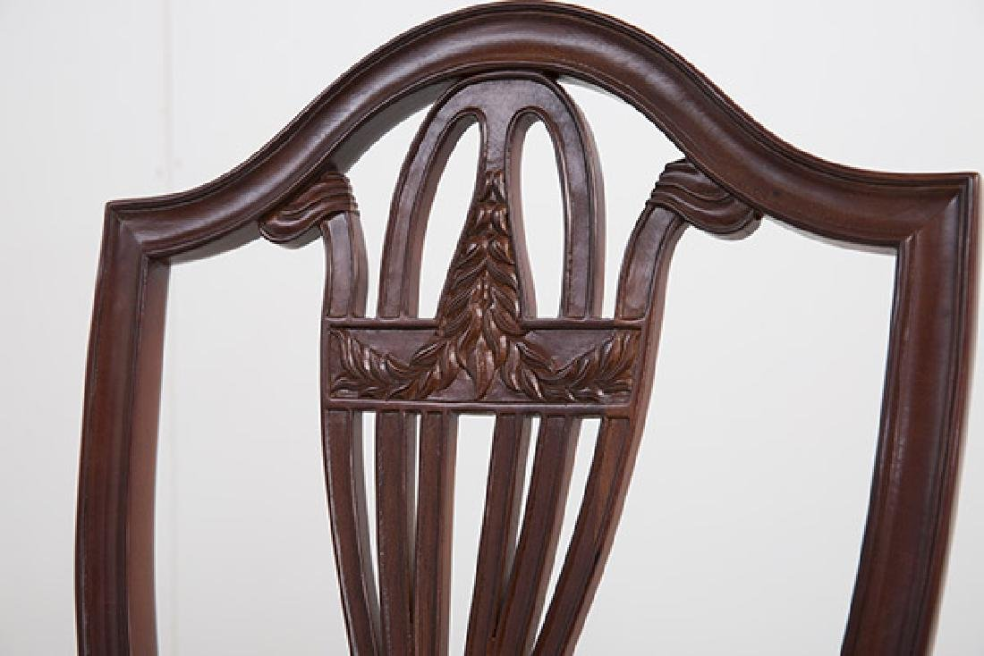 Bill Sofield Baker Dining Chairs - 4