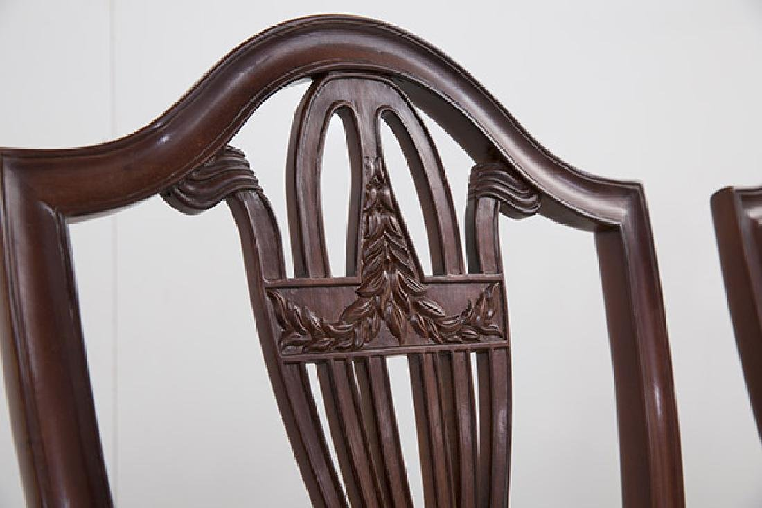 Bill Sofield Baker Dining Chairs - 5