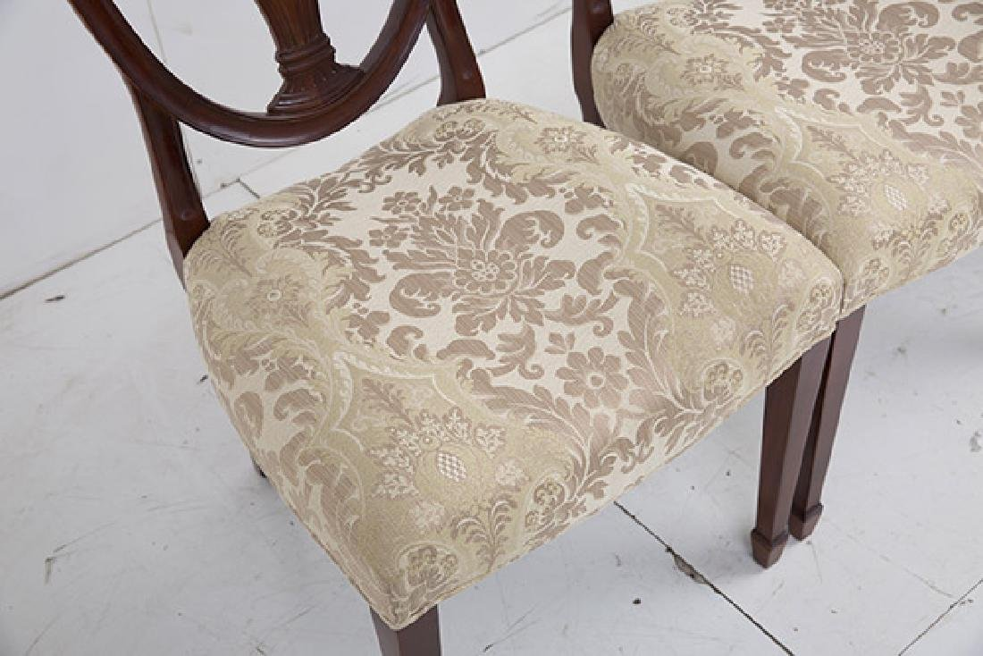 Bill Sofield Baker Dining Chairs - 6
