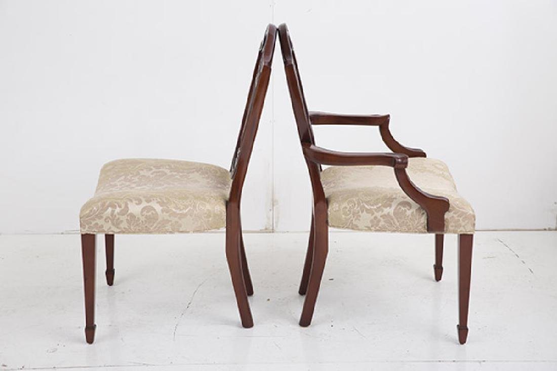 Bill Sofield Baker Dining Chairs - 7