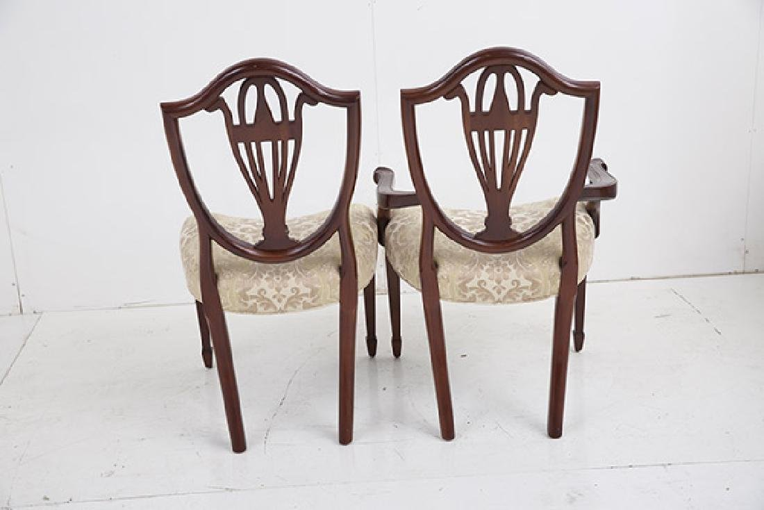 Bill Sofield Baker Dining Chairs - 8
