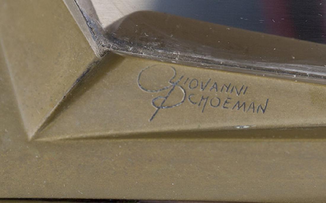 Giovanni Schoeman  (1940-1980) Sculpture (South Africa) - 4