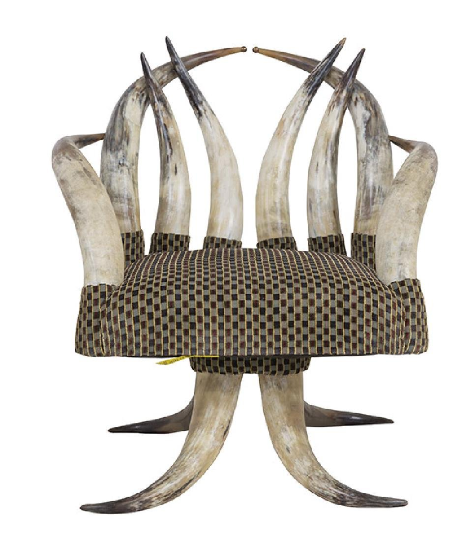Outstanding Horn Chair