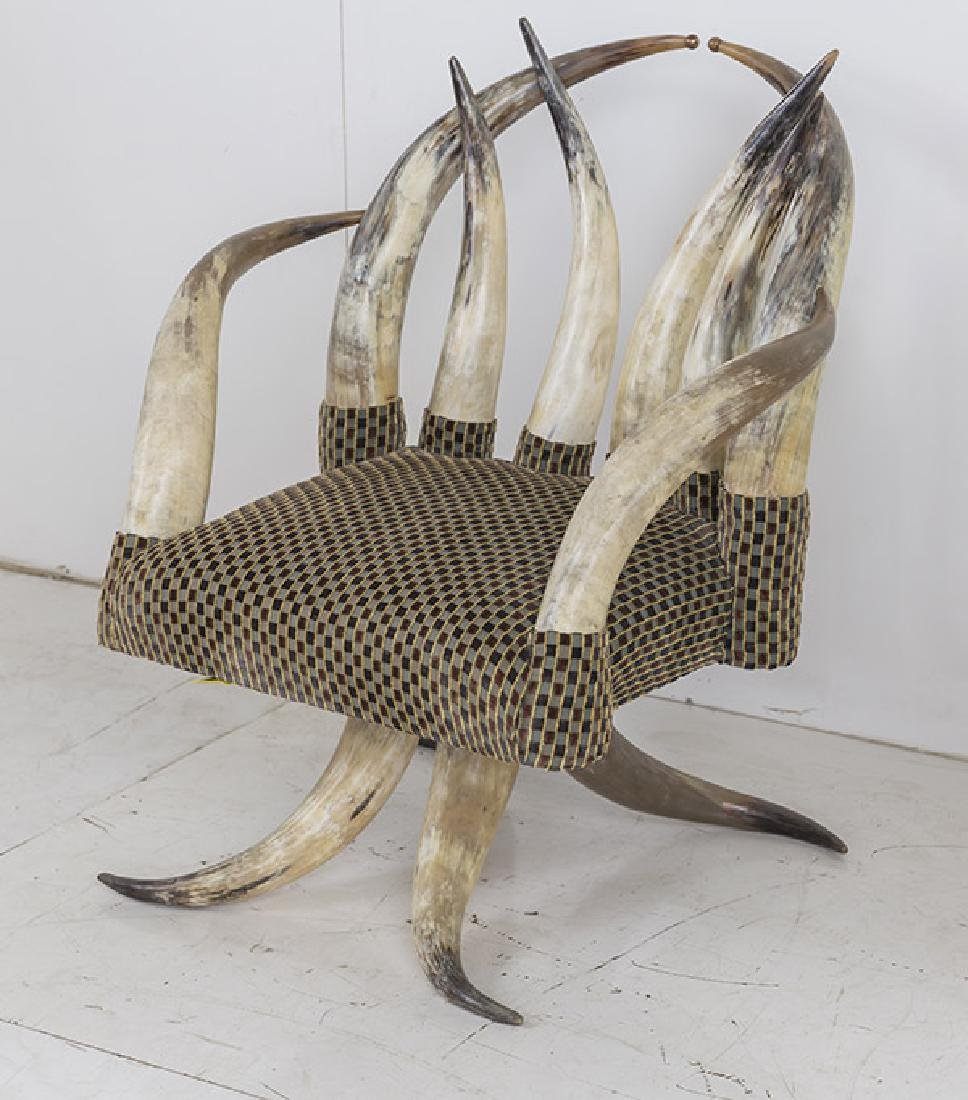 Outstanding Horn Chair - 2