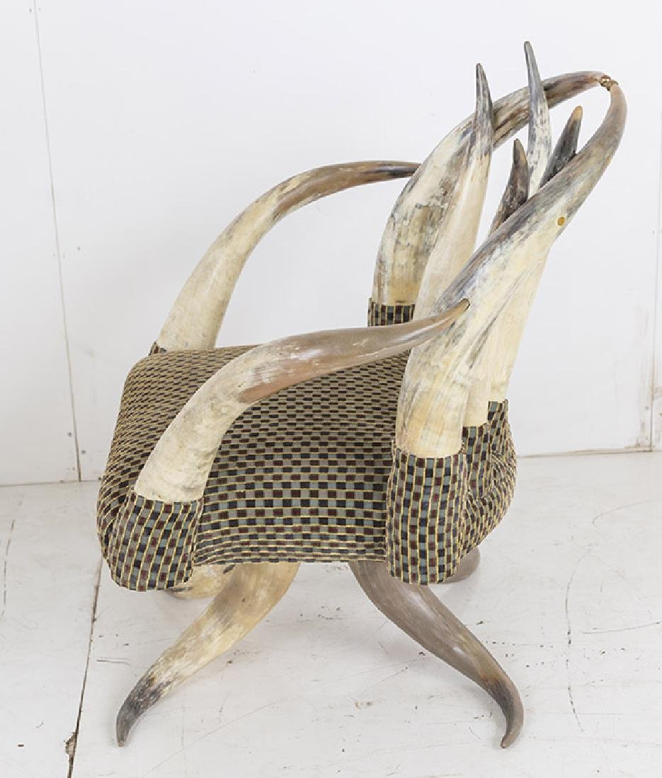 Outstanding Horn Chair - 8