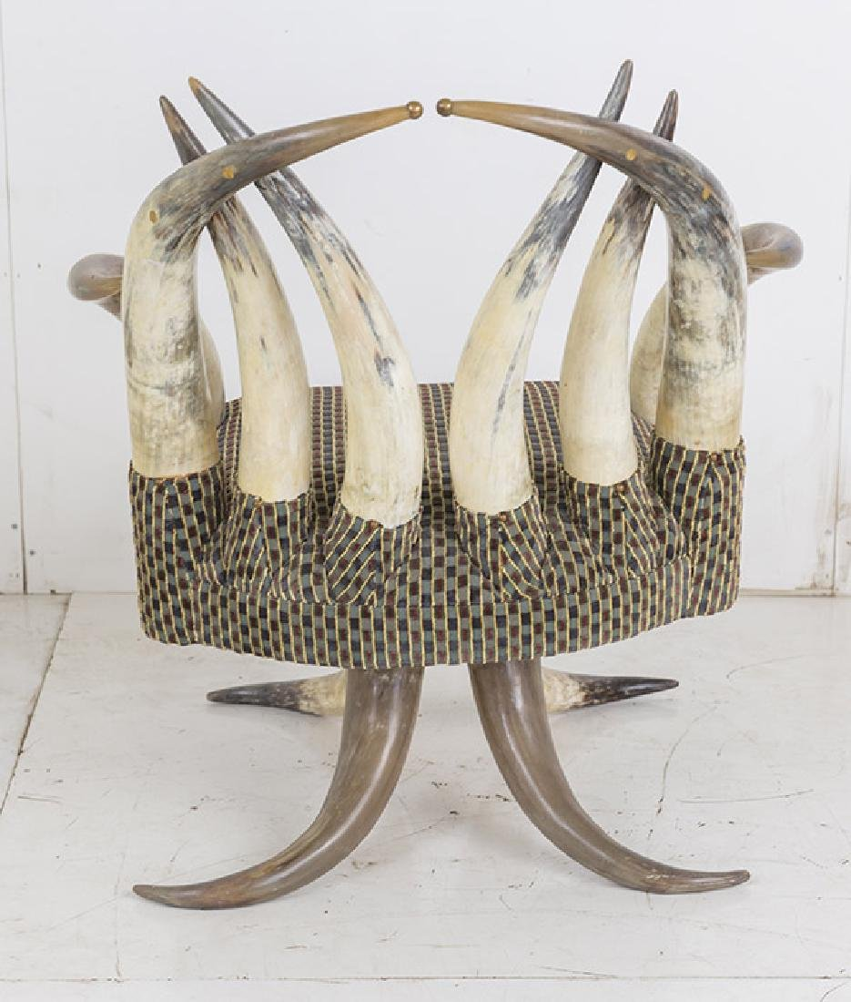 Outstanding Horn Chair - 9
