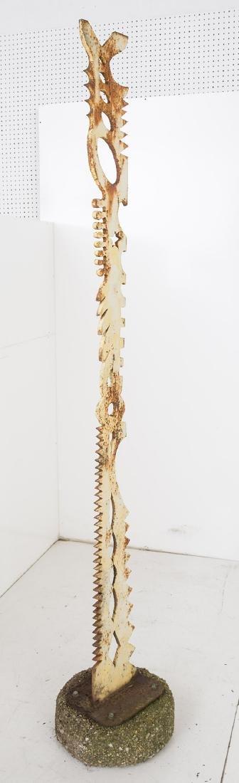 Jeff Rutledge (20th Century) Sculpture (Dayton, OH) - 5