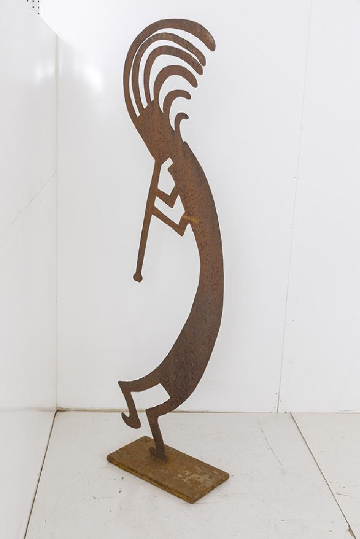 Sculpture of Figure Playing Instrument - 2