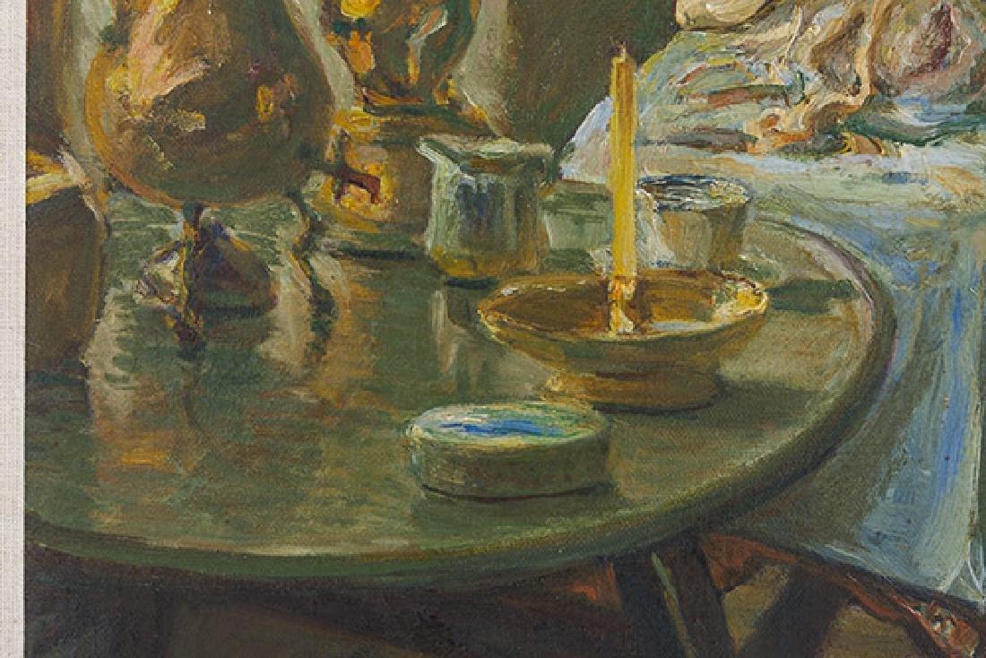 John Rettig (1855-1932) Oil (Cincinnati) - 4
