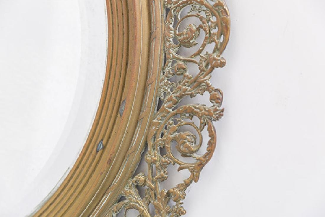 Ornate Framed Mirror - 3