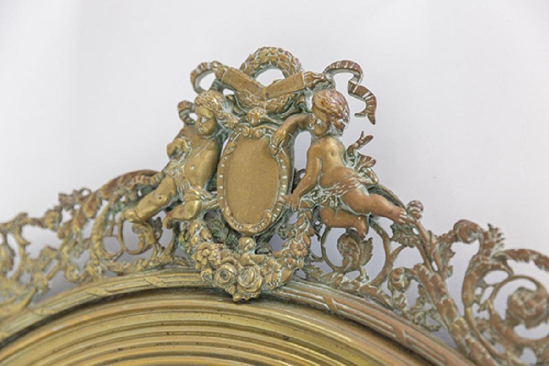 Ornate Framed Mirror - 4