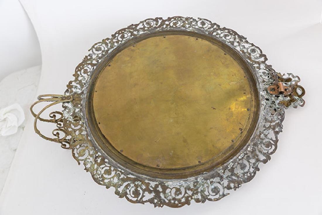 Ornate Framed Mirror - 5