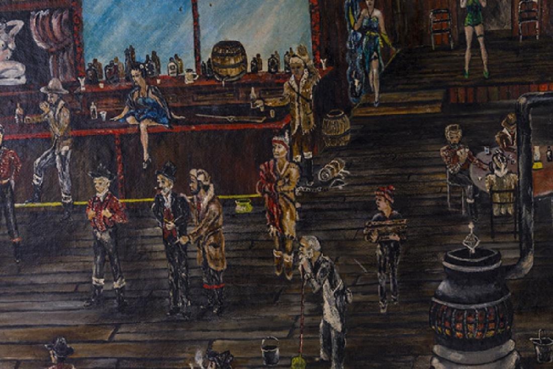 Lewis Saloon Oil - 5