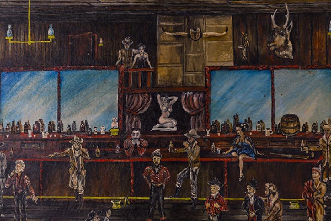 Lewis Saloon Oil - 6