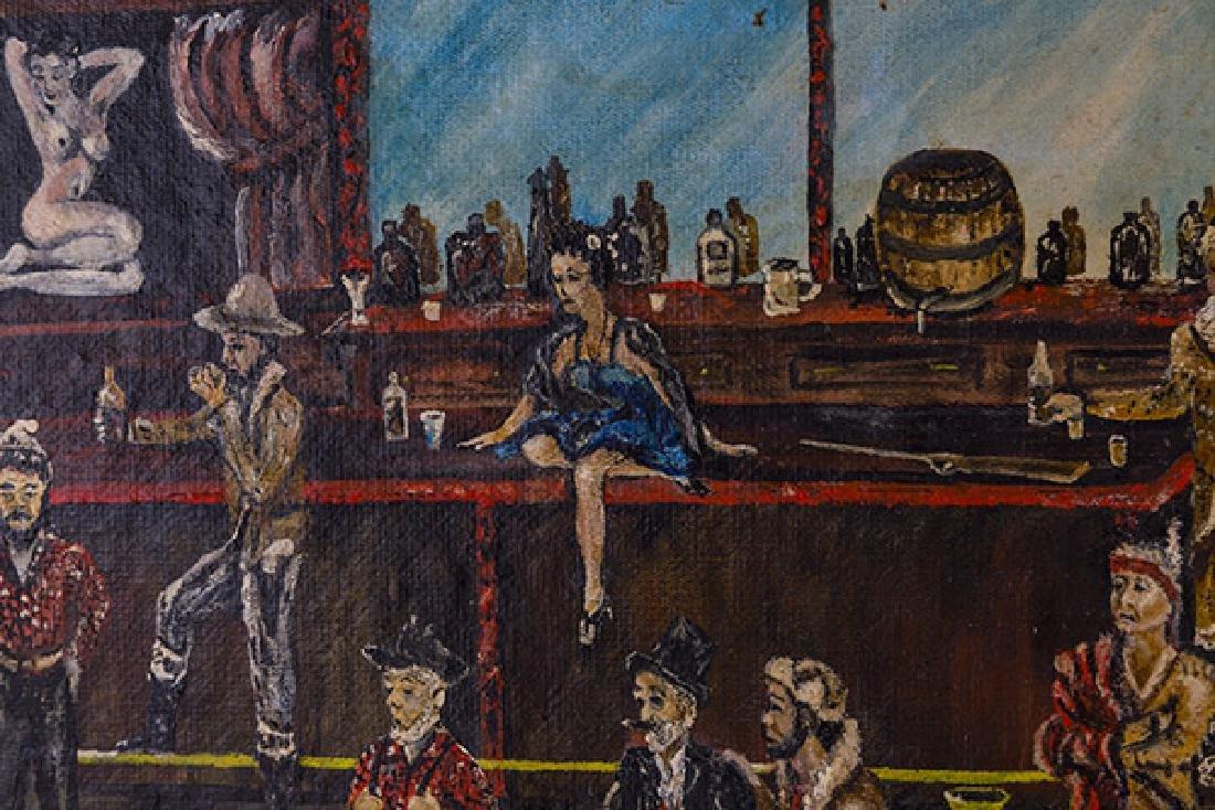 Lewis Saloon Oil - 7