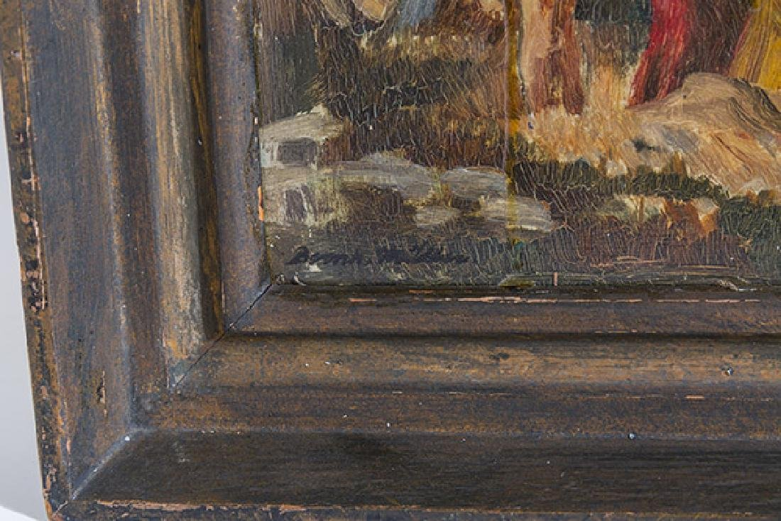 Bernhard Muller (b 1880) Oil (Germany) - 7