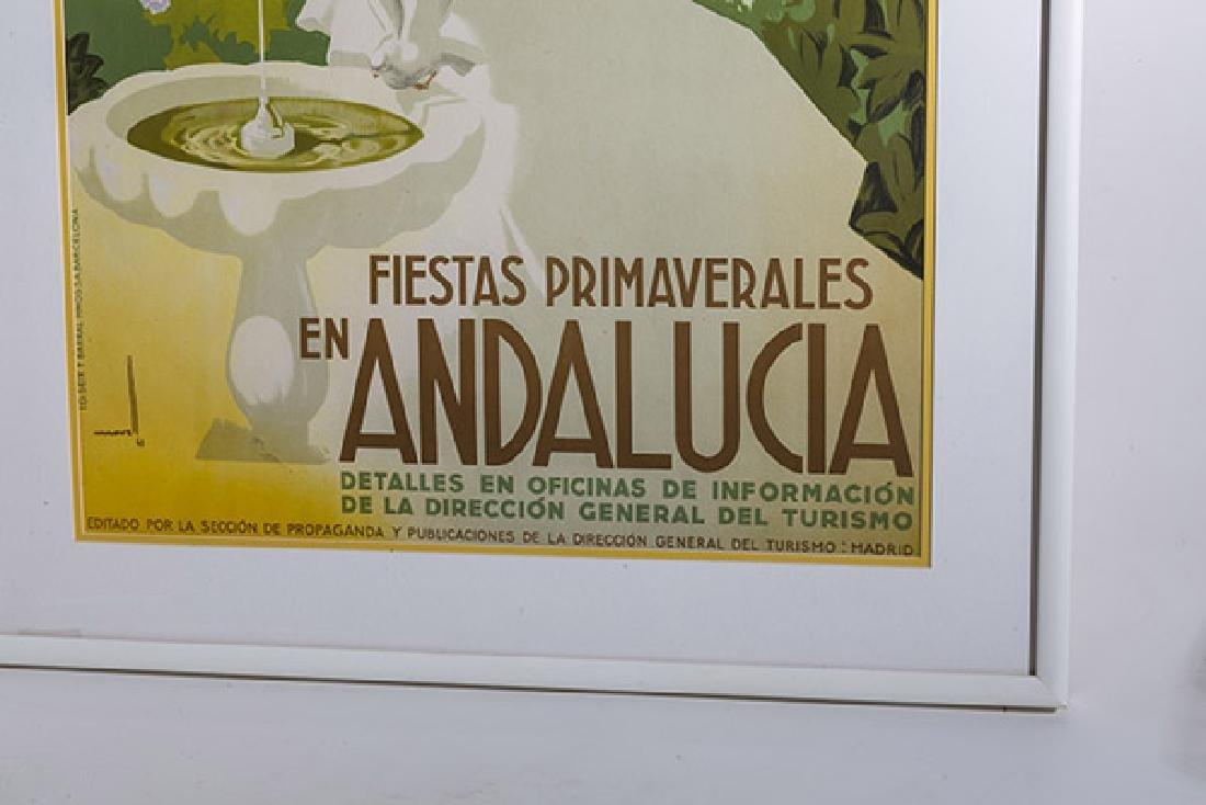 Jose Morell-Fiestas Primavererales En Andalucia - 2