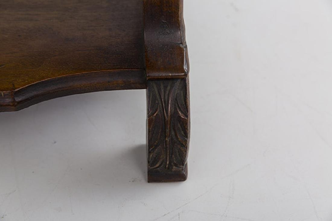 Rare Carved Indian Table - 5