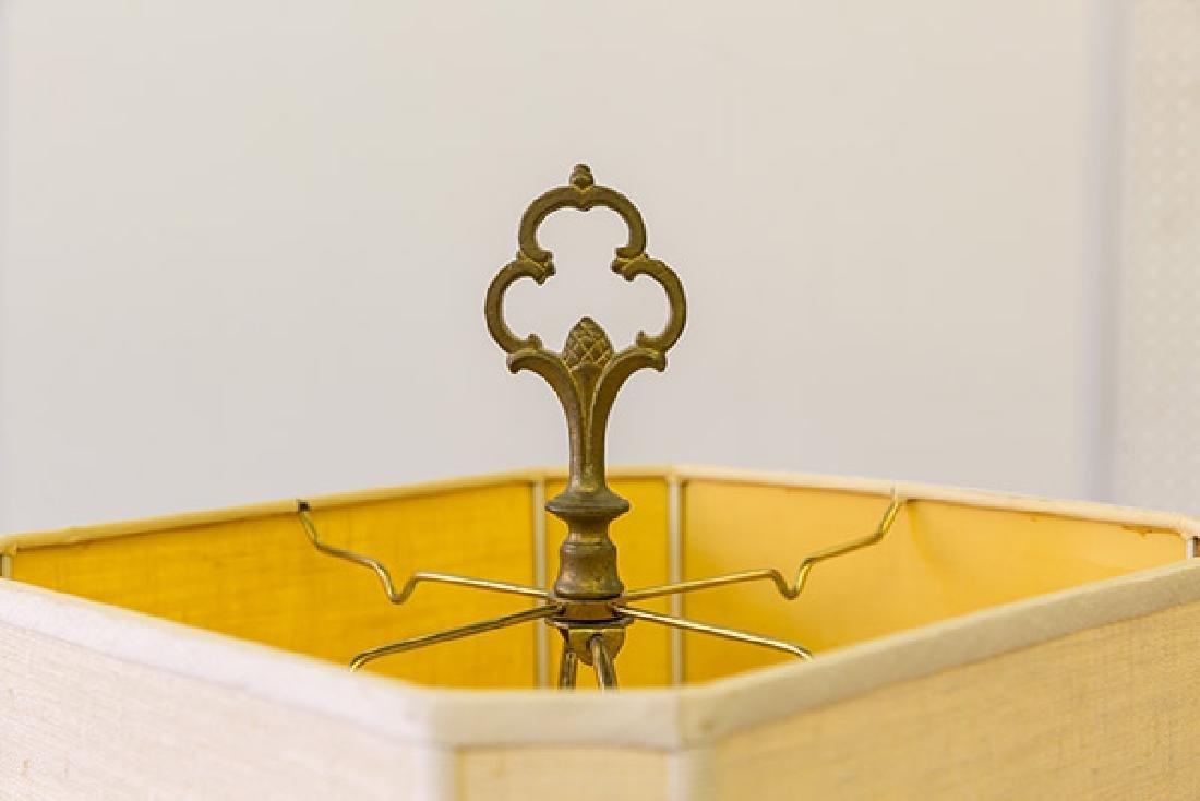 Romweber Viking Oak Floor Lamp - 5