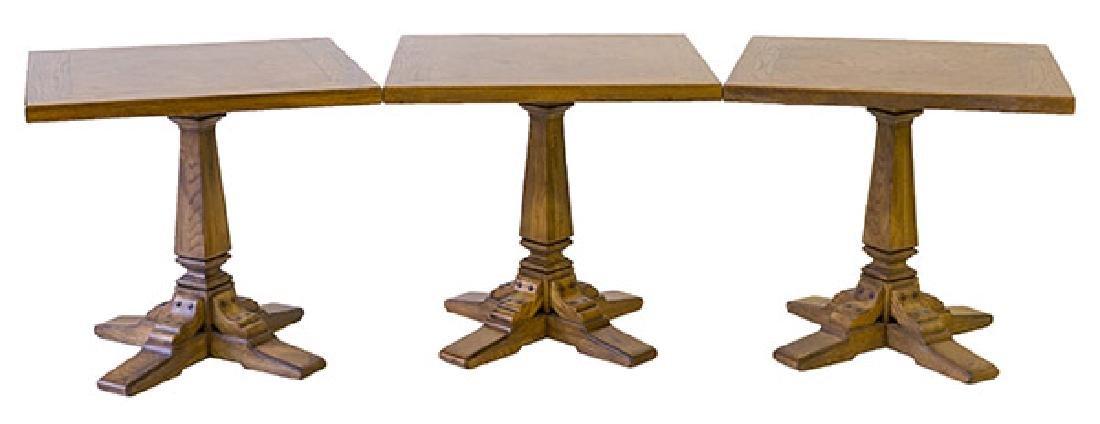 Romweber Viking Oak Dining Tables