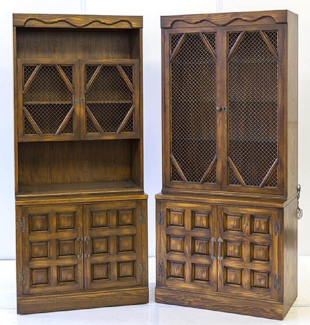 Romweber Viking Oak Cabinets
