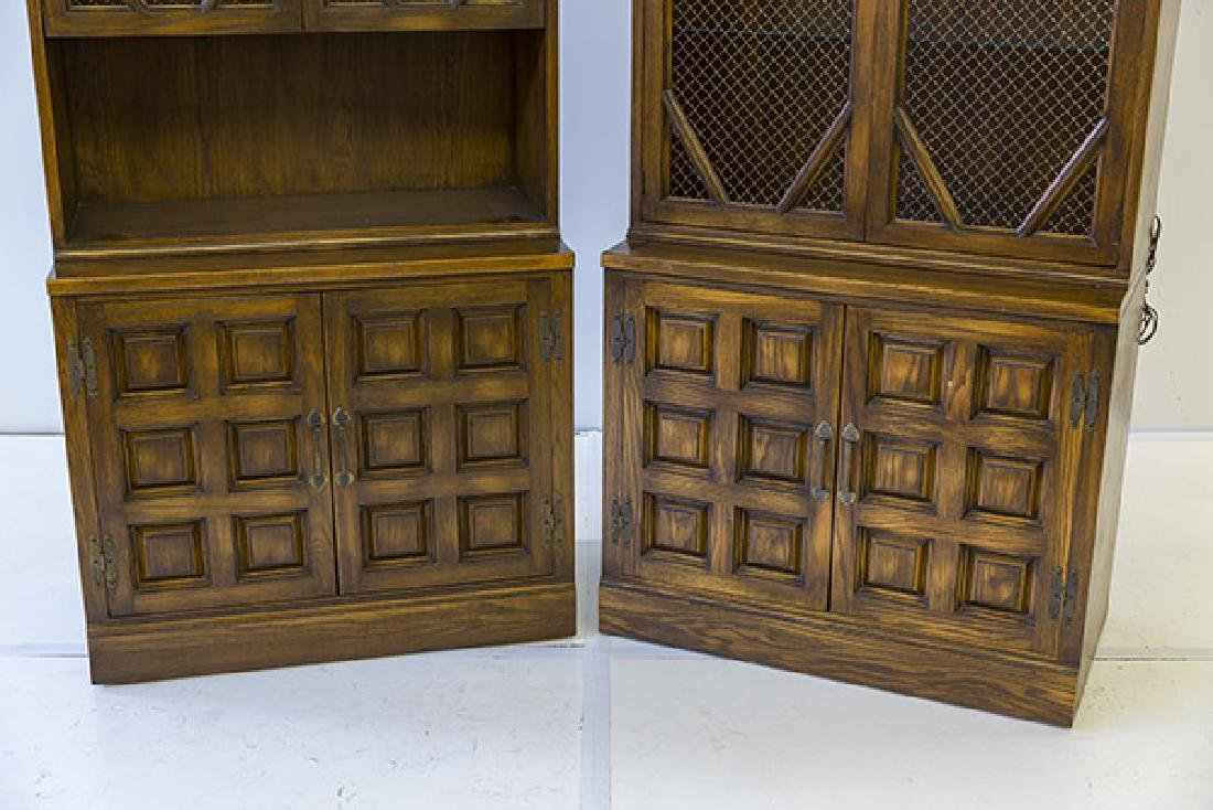 Romweber Viking Oak Cabinets - 2
