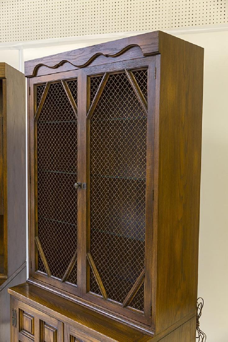 Romweber Viking Oak Cabinets - 4