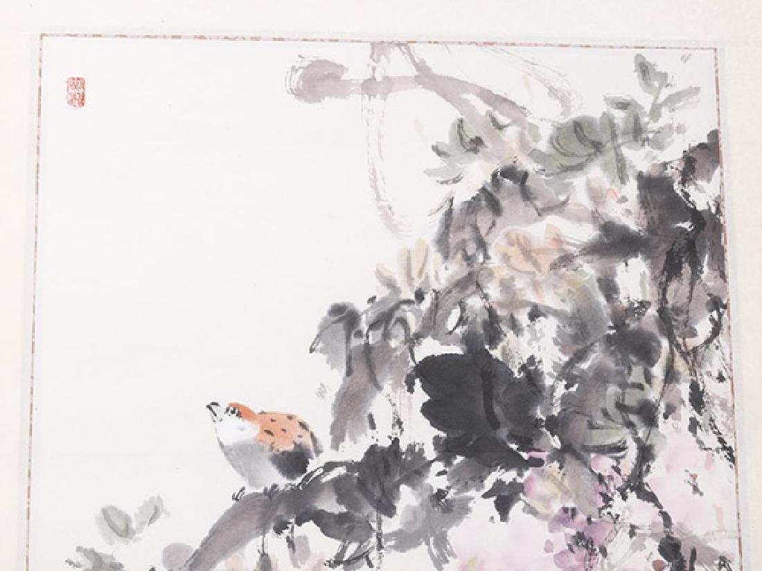 Two Oriental Watercolors - 10