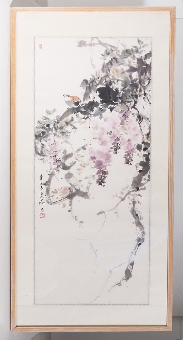 Two Oriental Watercolors - 7