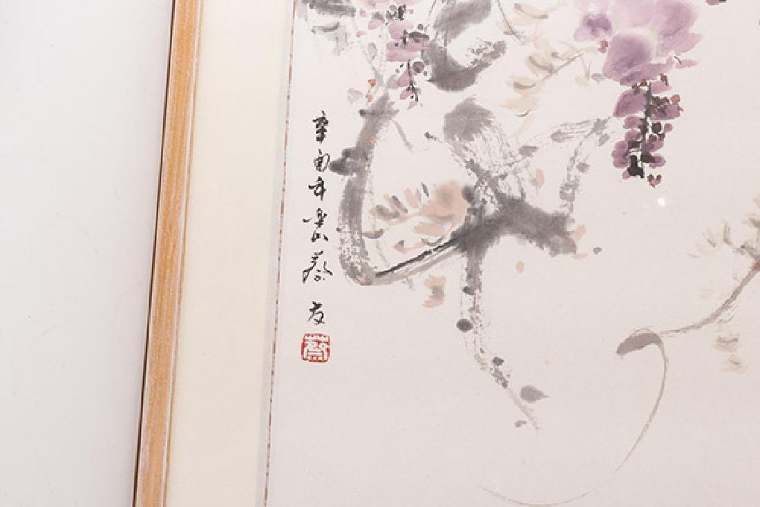 Two Oriental Watercolors - 8