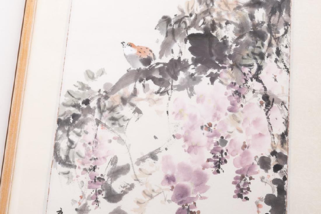 Two Oriental Watercolors - 9