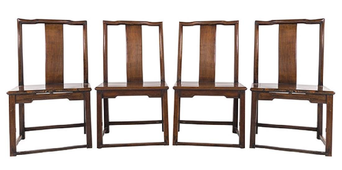 Late 18th Century Ming Side Chairs