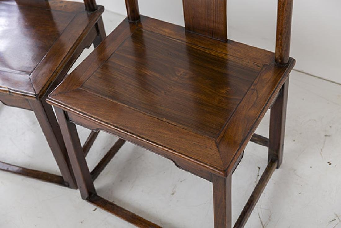 Late 18th Century Ming Side Chairs - 2